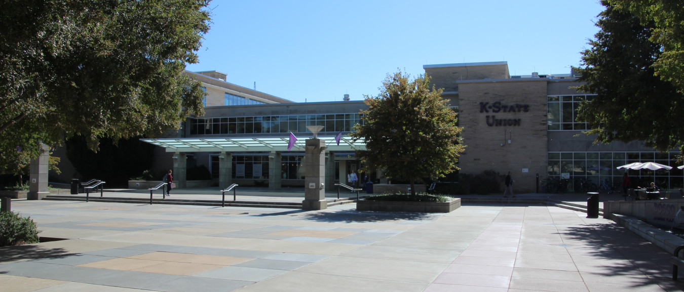 Bosco Student Plaza looking at Union