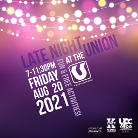 Late night at the Union