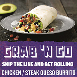 picture of QDOBA burrito