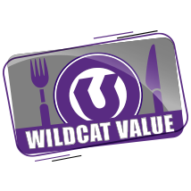 Wildcat Value Menu