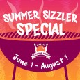 Summer Sizzler Special